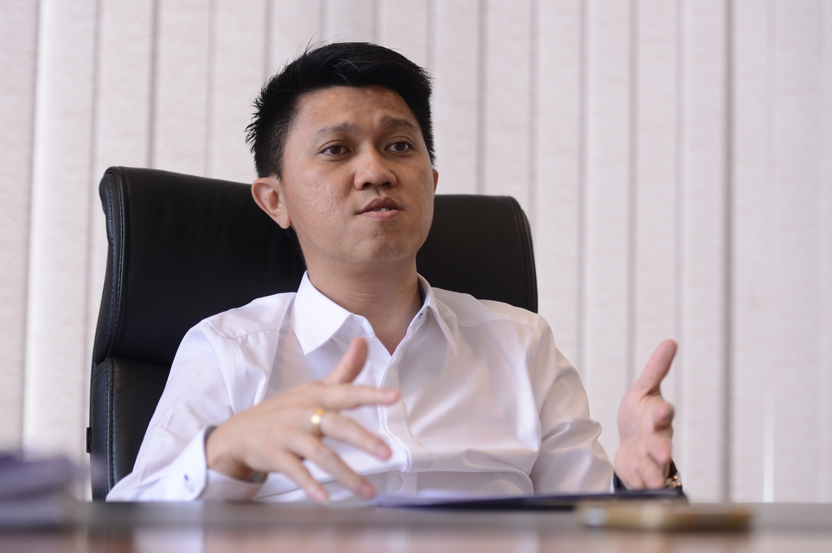 Deputy Education Minister Chong Sin Woon