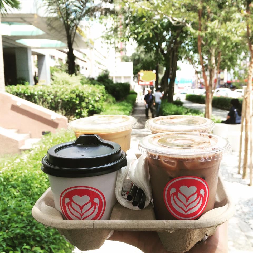 Image from Baristar Coffee & Tea Facebook