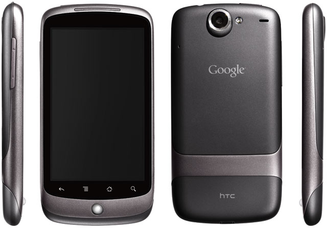 The Nexus One that was released in 2010.