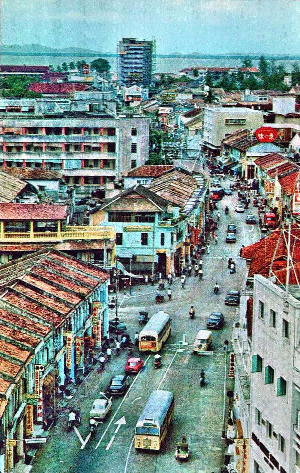 Penang Road c. 1970