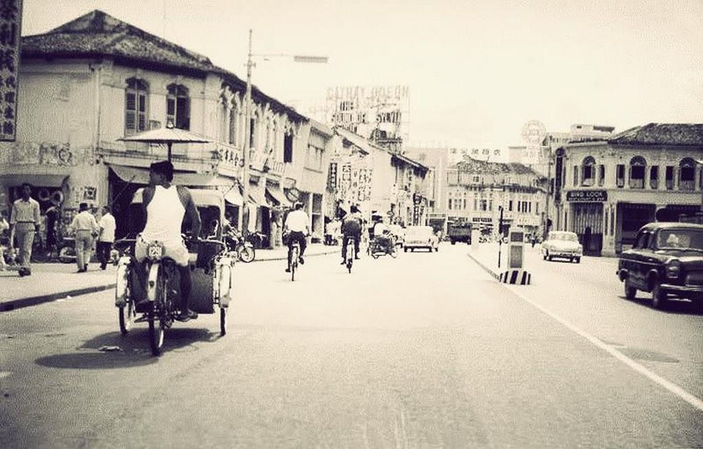 Penang Road c. 1965
