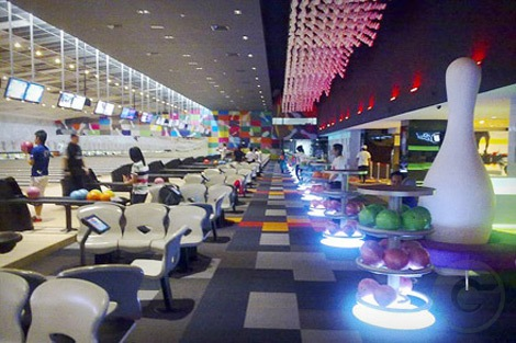 Image from U-Bowl Centre