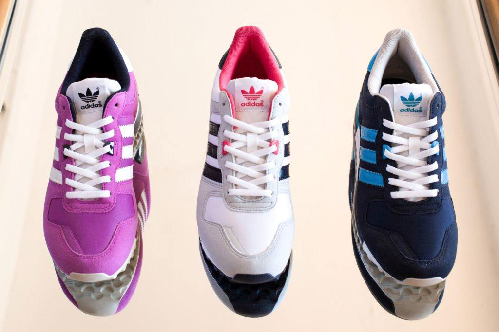 Throwback Thursday  These 80 s Adidas Shoes Are Hip Again ! Adidas Originals  Women s ZX 700 Image via solecollector.com a7fc887f0