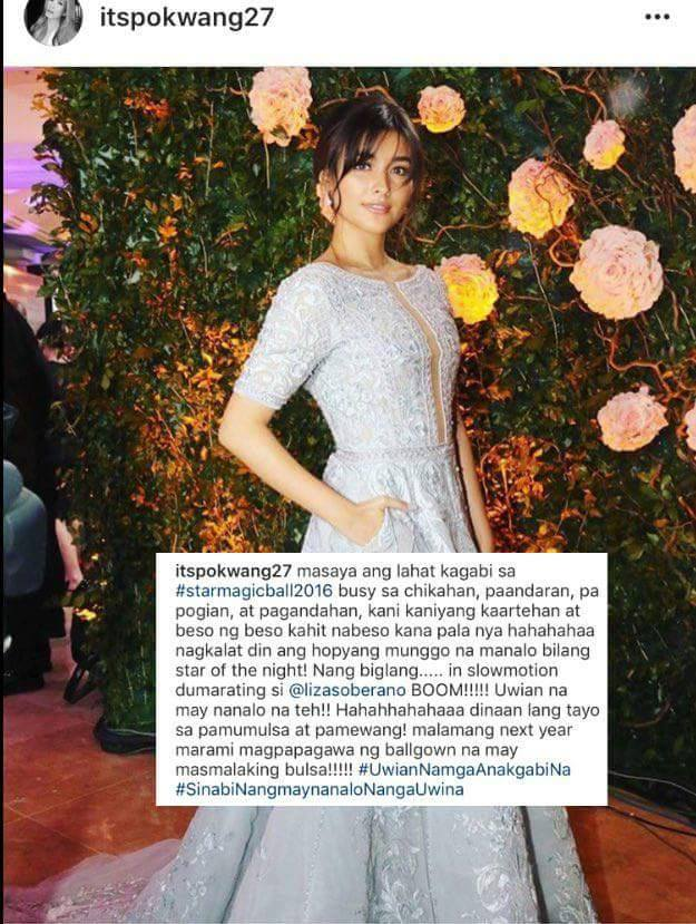 90ece3d8f43 10 Funniest Liza Soberano Reactions That Proved It Was Actually Her Ball