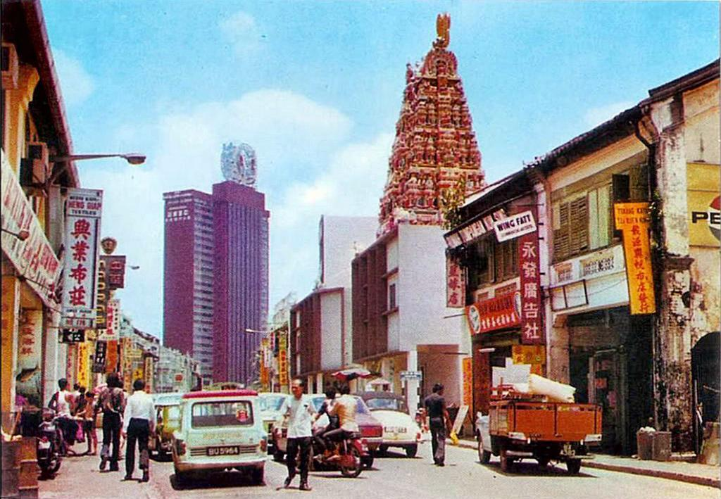 Jalan Tun H. S Lee, circa 1975.