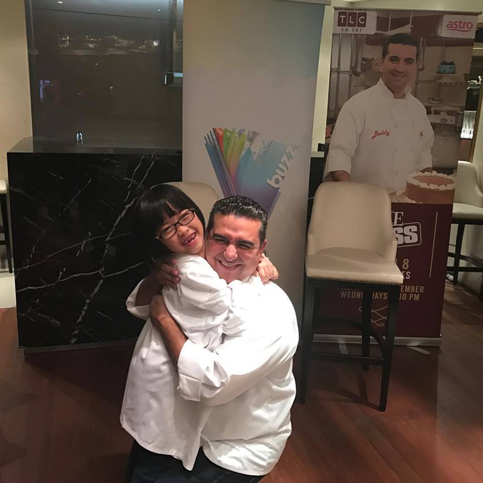 Image from Buddy Valastro Facebook