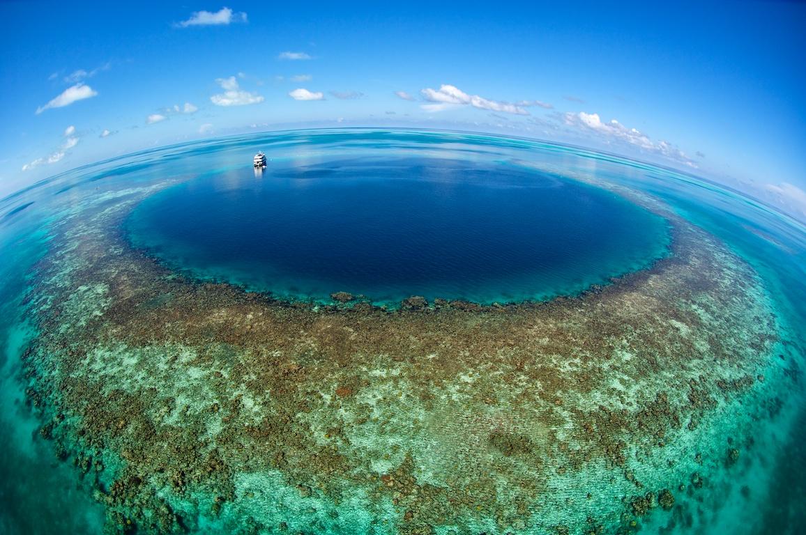 Amazingly Blue Places Around The World