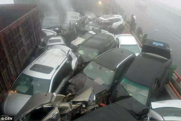 Photo from the December 2015 crash.