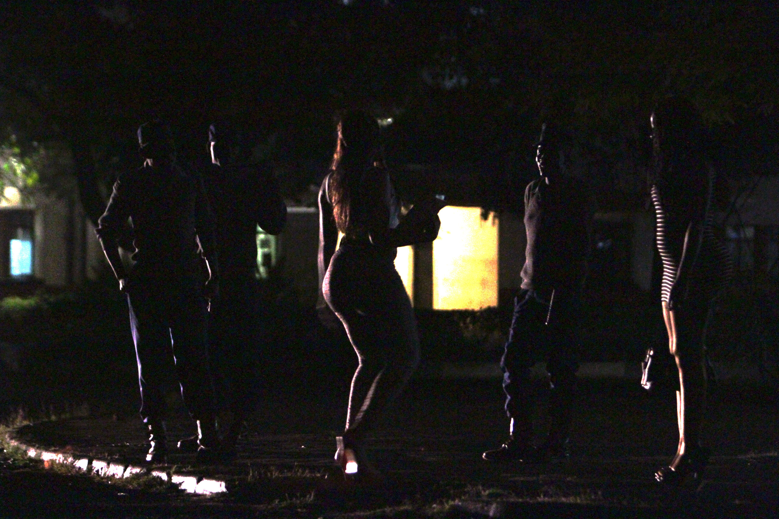 Prostitutes working in Harare