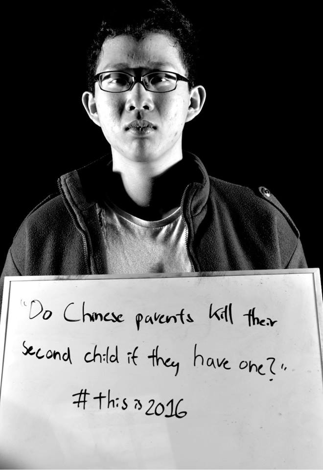 """""""Do Chinese parents kill their second child if they have one?"""""""
