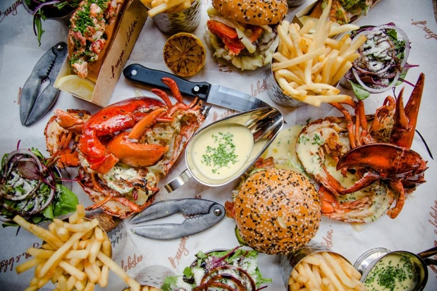 Image from Burger & Lobster