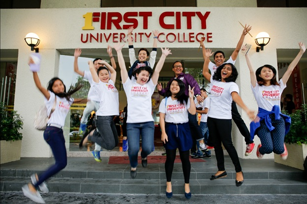 Image from First City University College