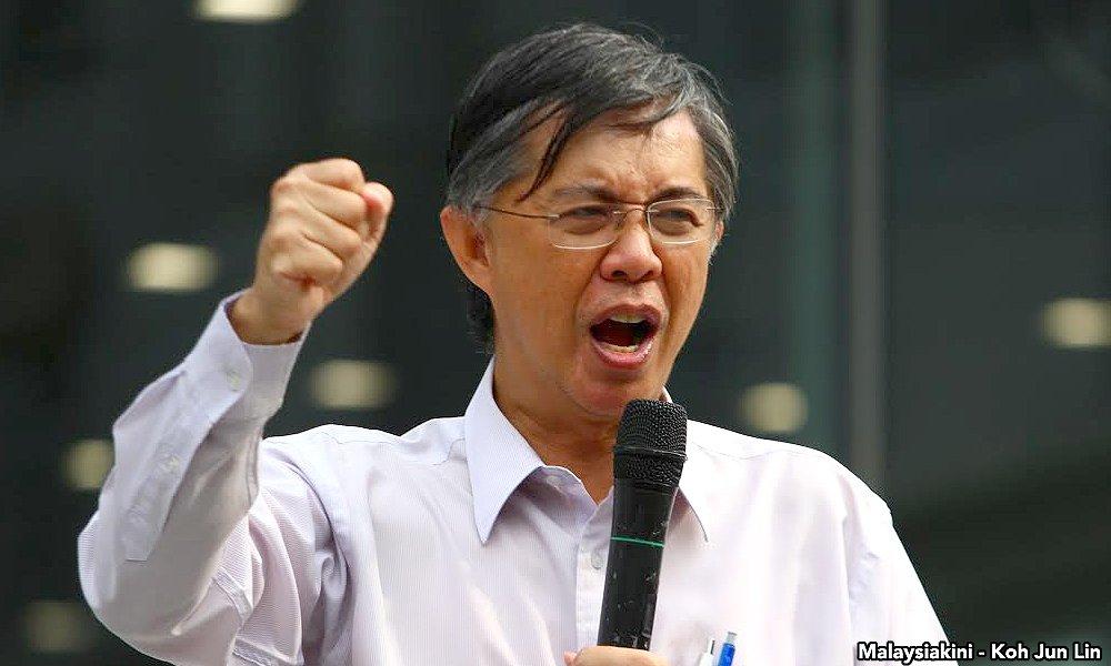 PKR vice-president Tian Chua