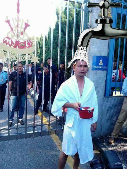 Image from Tentera Troll Kebangsaan Malaysia Facebook