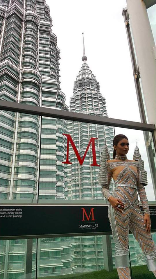 Image from Miss Universe Malaysia Official Facebook Page