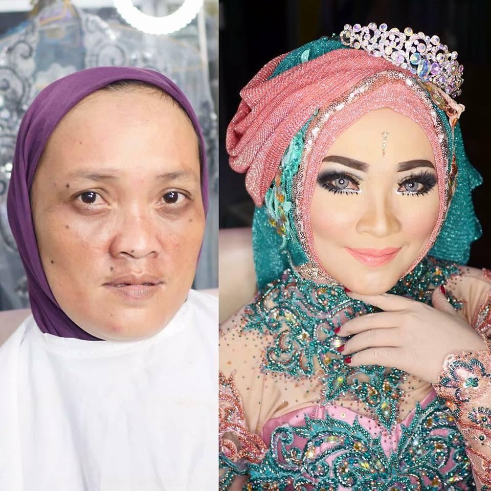 Peralatan Make Up Pengantin Make Up Pengantin Indonesia
