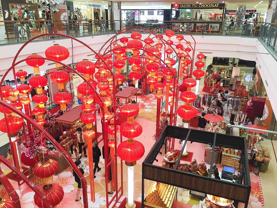 Image from 1 Utama Shopping Centre Facebook