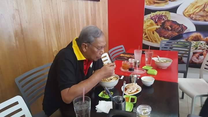 Many loved and respected Adenan as he maintained a simple life and stayed low-profile.