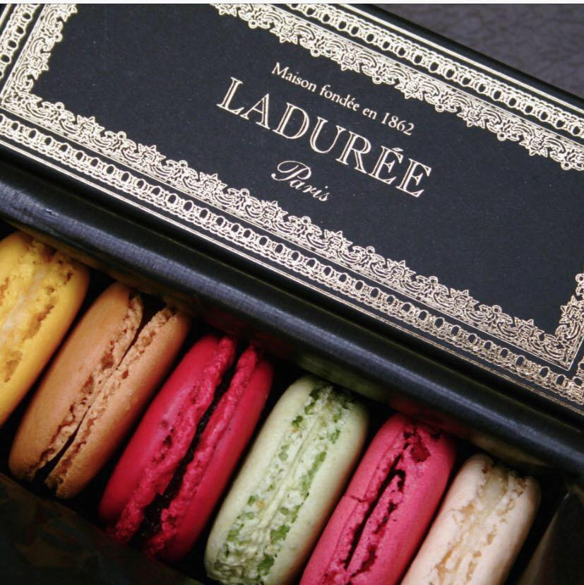 Connu Ooh La La! Ladurée Is Finally Bringing Their Famous French  DM84