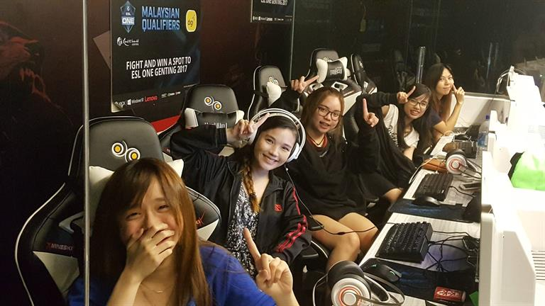 Malaysian Dota 2 team, Grills Gaming
