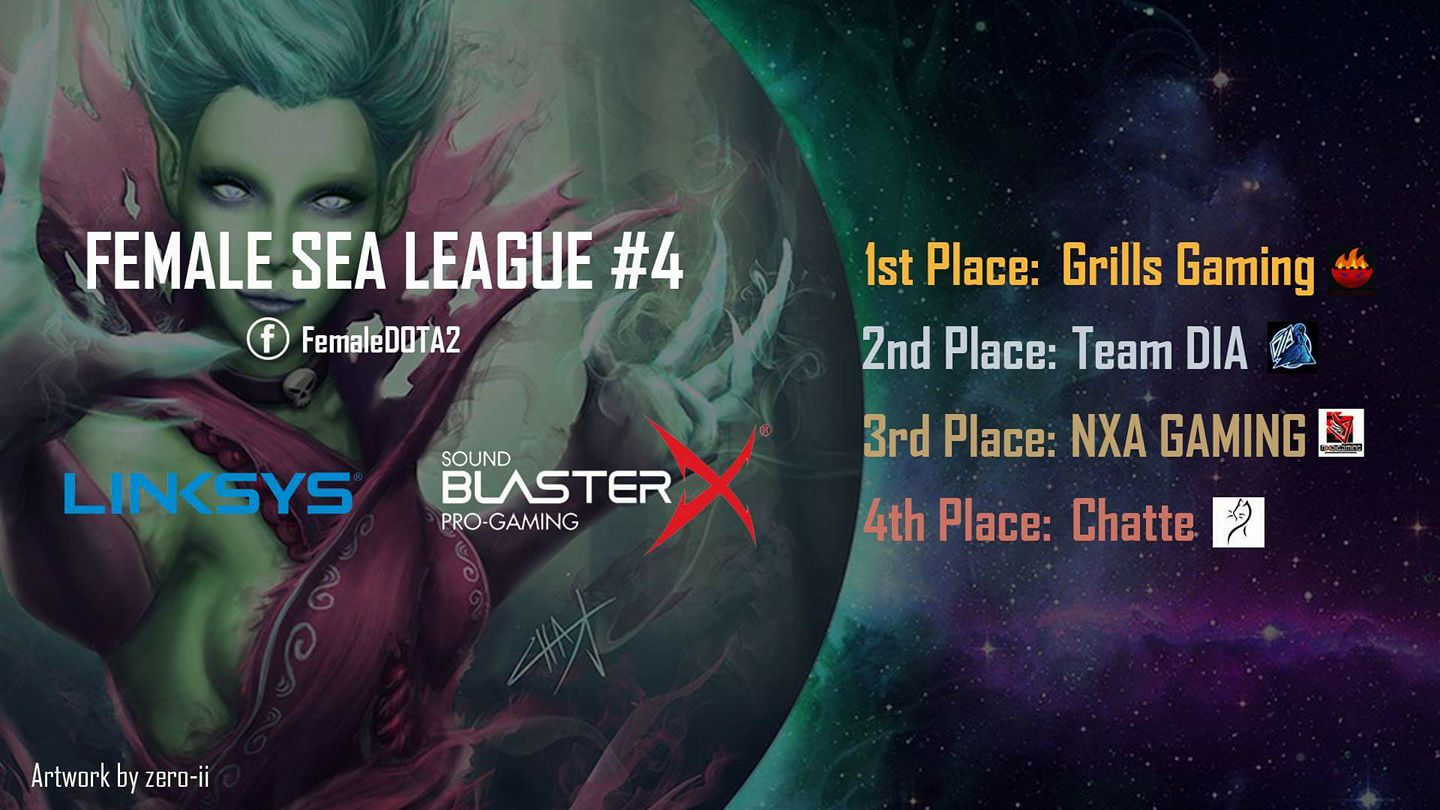 Image from Female SEA League Facebook page