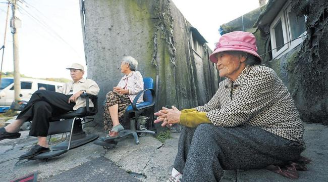 Image of: Images Image From Park Haemookthe Korea Herald Sayscom Granny Prostitutes Expose The Ugly Truth About Poor Old People In