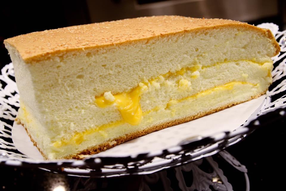 Taiwan Sponge Cake