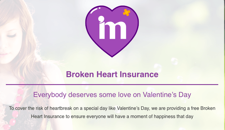 Image from Broken Heart Insurance