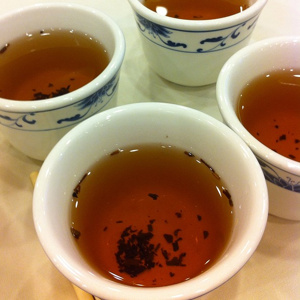Chinese Restaraunts: What Tea Should You Order In A Chinese Restaurant? This