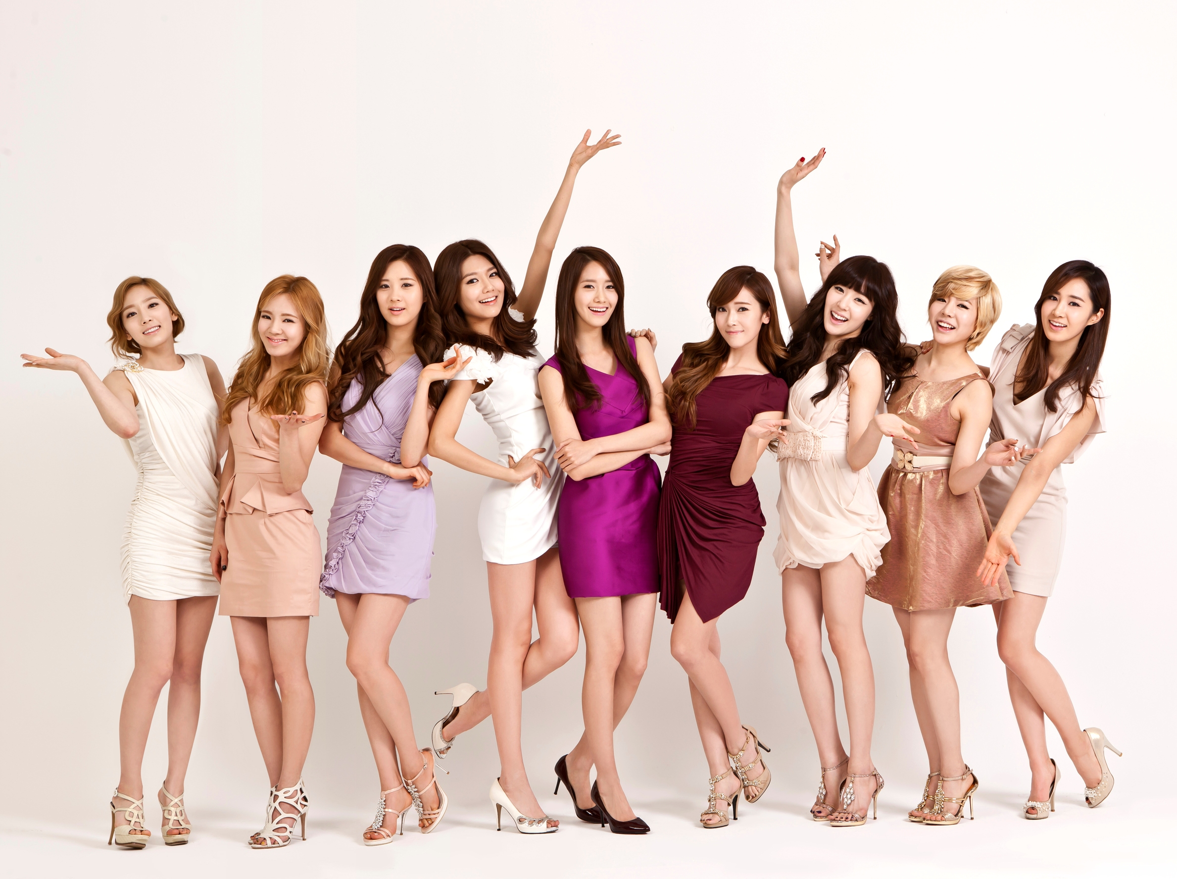 Girls Generation.