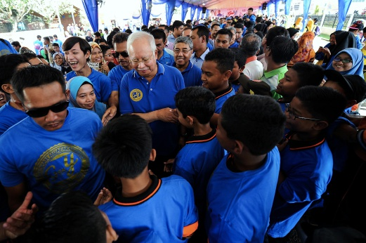 Image from Bernama