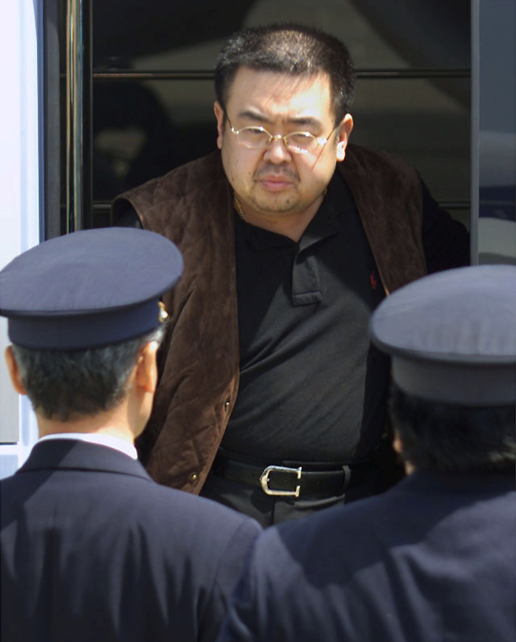 Kim Jong-Nam was deported from Japan after he was caught using a fake passport.