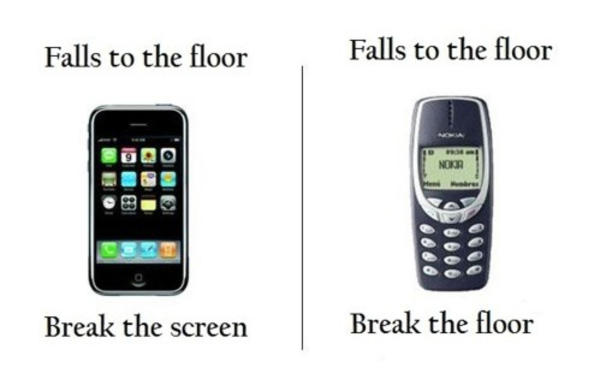 None can compare to the 3310. None.