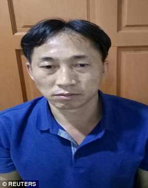First North Korean suspect to be arrested, Ri Jong-chol.