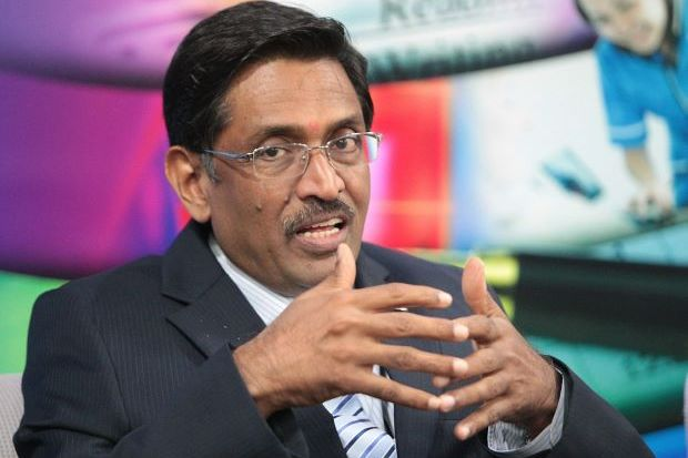 Health Minister Dr S Subramaniam