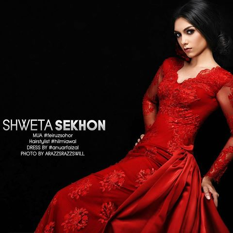 Shweta Sekhon, Miss Malaysia World 2016/17.