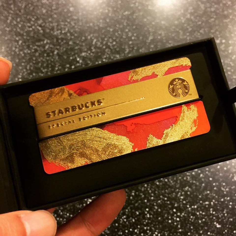Starbucks New Card Costs Rm350 But That S Not Stopping