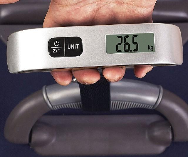 Beg 26.5kg confirm tak lepas.