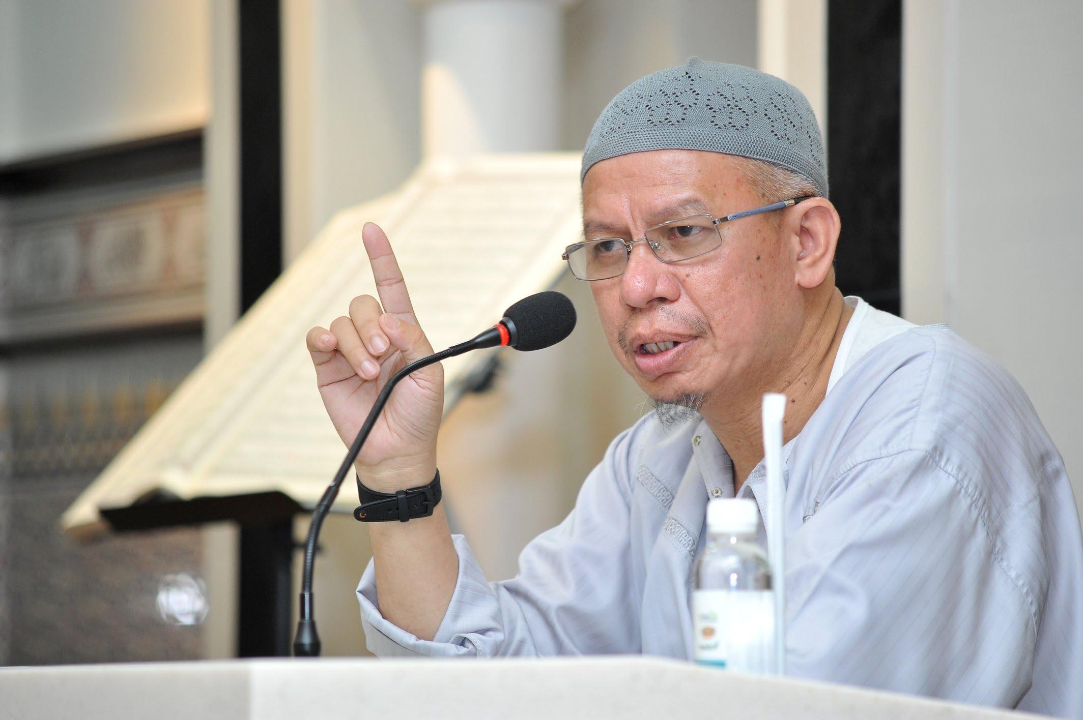 Mufti Wilayah Persekutuan, Datuk Dr. Zulkifli Mohamad Al-Bakri.