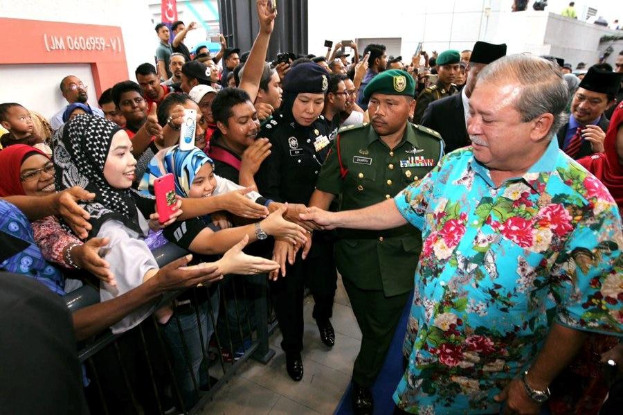 Image from Mohd Azren Jamaludin/NST