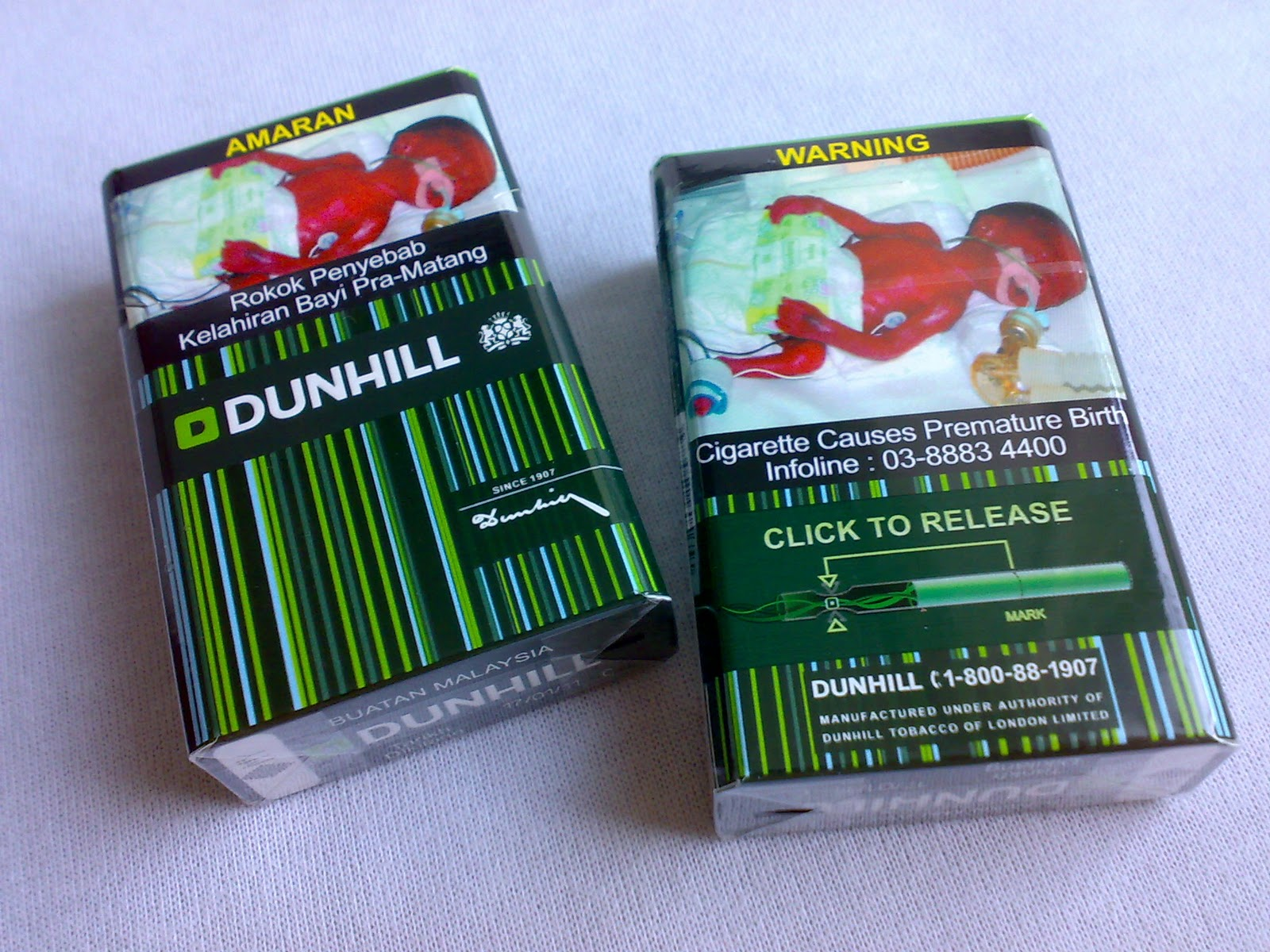 Smoking marlboro light 100s double show feature alhana winter - 4 10