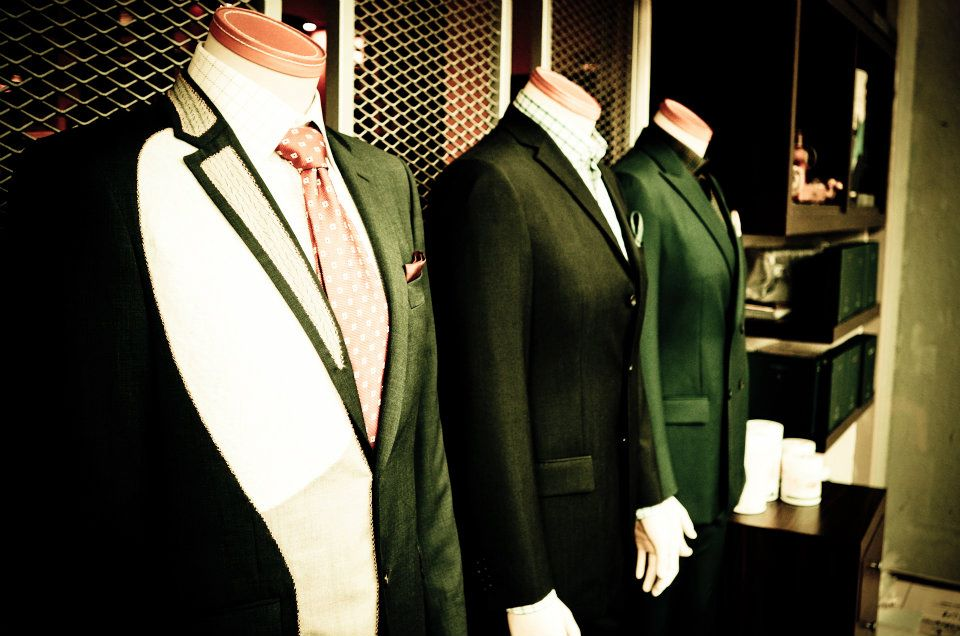 Image from Burlington Tailor
