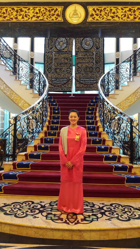 Cai Lin was awarded with the Bintang Kecemerlangan Sukan Selangor (B.K.S) by the Sultan of Selangor Sultan Sharafuddin Idris Shah in December 2016.