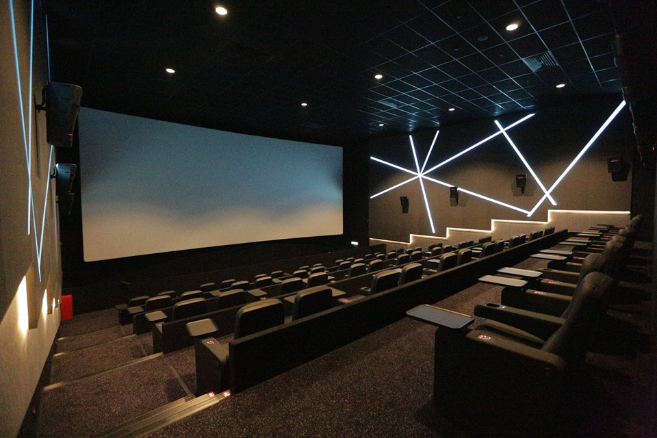 New movie cinema