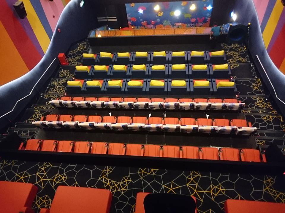 Watch How Mbo Cinemas Set Up The Largest Movie Screen In