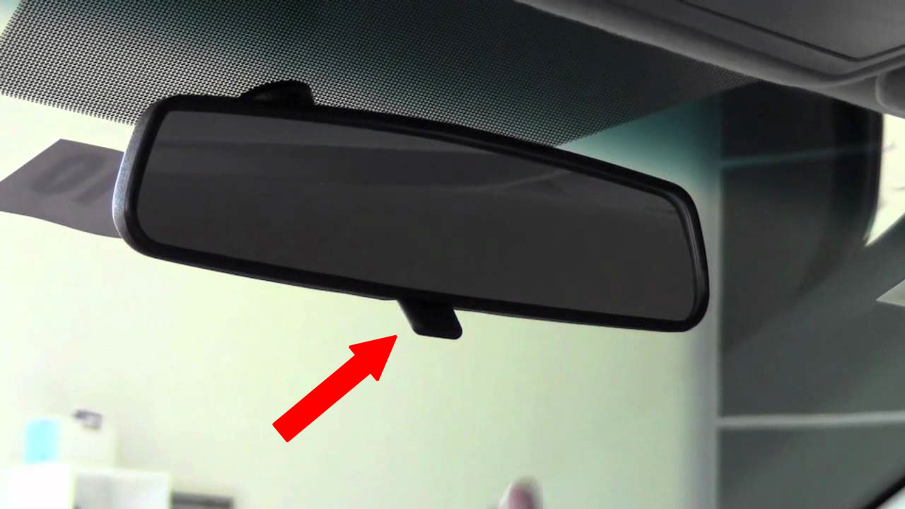 Use This Age-Old Method To Bounce Off Blinding High-Beam Lights On