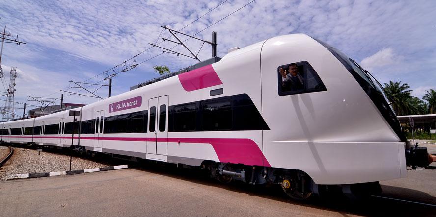 Info ekstra: ERL akan menggunakan tren baru dengan kapasiti melebihi 50% daripada tren sekarang.