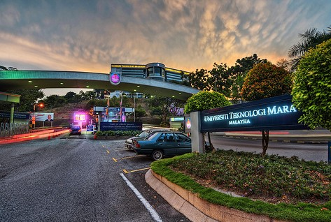 Image from UiTM