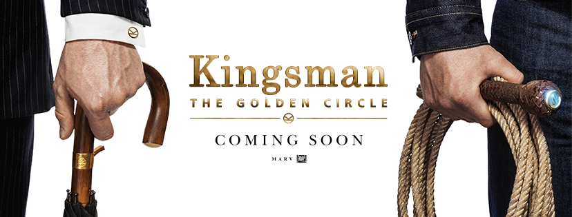 Image from Kingsman: The Golden Circle Facebook