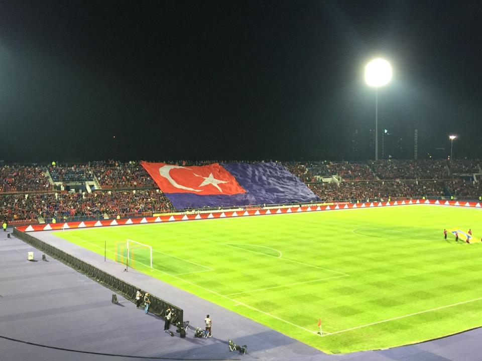 Image from JOHOR Football Arena